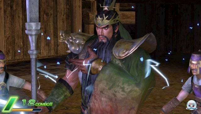 Screenshot - Dynasty Warriors: Next (PS_Vita)