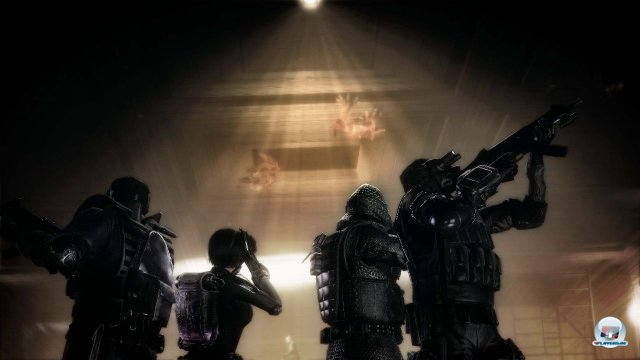 Screenshot - Resident Evil: Operation Raccoon City (360) 2285432