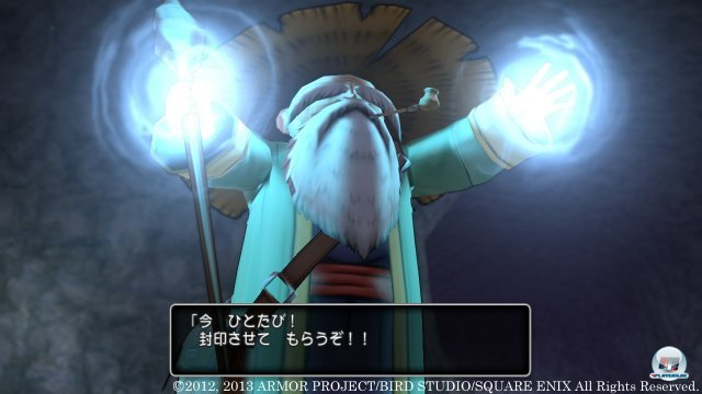 Screenshot - Dragon Quest X Online (Wii_U)