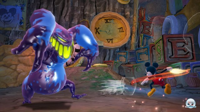 Screenshot - Micky Epic: Die Macht der 2  (360) 2397522