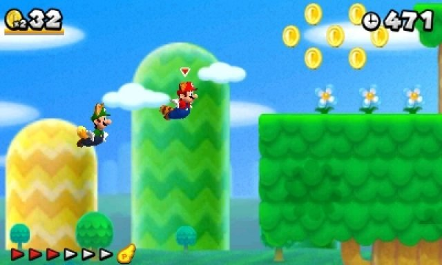 Screenshot - New Super Mario Bros. 2 (3DS)