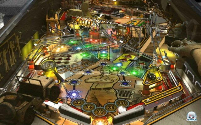 Screenshot - Dream Pinball 3D II (PC)