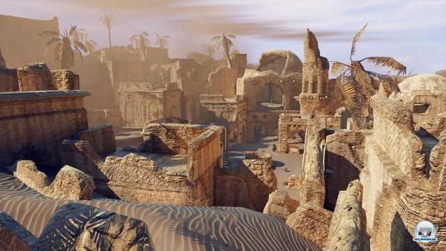 Screenshot - Uncharted 3: Drake's Deception (PlayStation3) 2245637