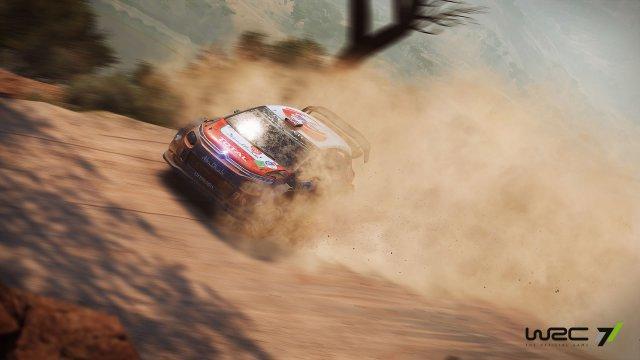Screenshot - WRC 7 (PC)