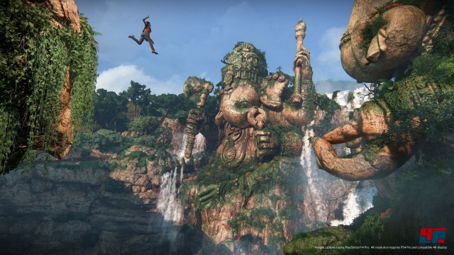Screenshot - Uncharted: The Lost Legacy (PS4)