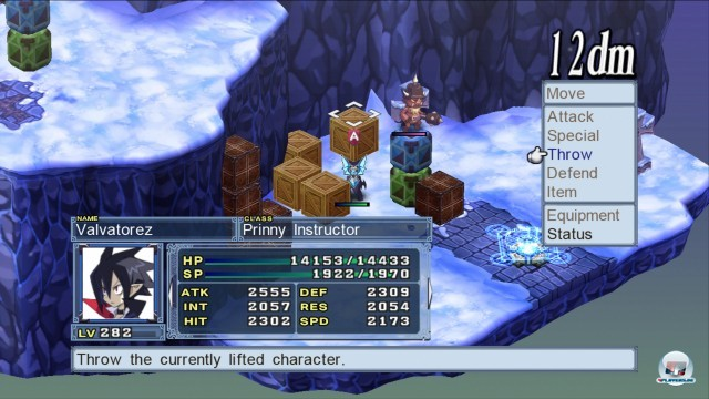 Screenshot - Disgaea 4: A Promise Unforgotten (PlayStation3) 2241332