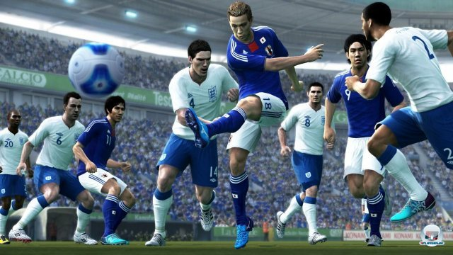 Screenshot - Pro Evolution Soccer 2012 (PlayStation3) 2257787
