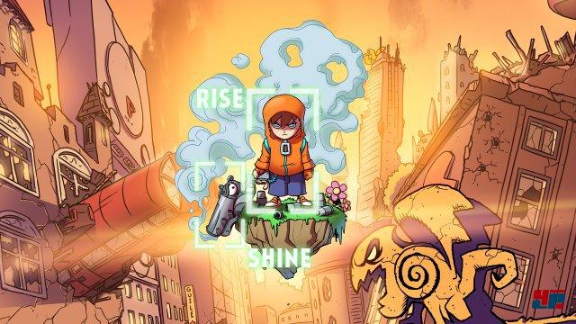 Screenshot - Rise & Shine (PC)