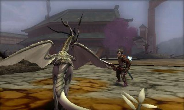Hauptheld Corrin kann sich in einen Drachen verwandeln - später kommen weitere Bestien und Gestaltwandler hinzu.