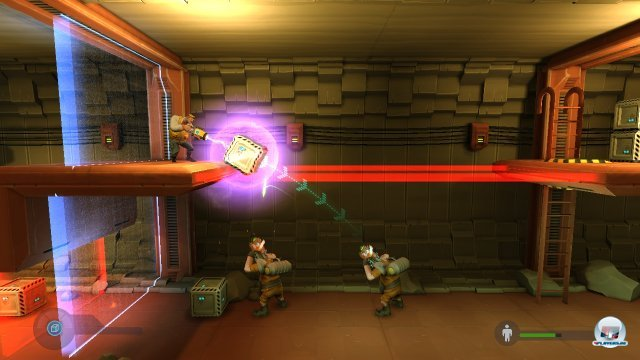 Screenshot - Rochard (PlayStation3)