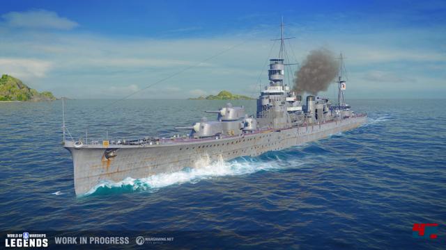 Screenshot - World of Warships (PS4) 92572380