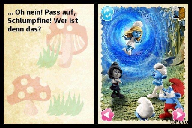 Screenshot - Die Schlümpfe 2 (NDS)