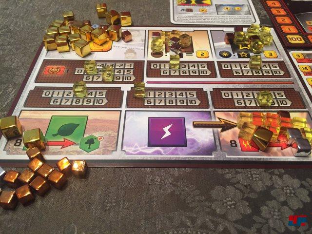 Screenshot - Terraforming Mars (Spielkultur)