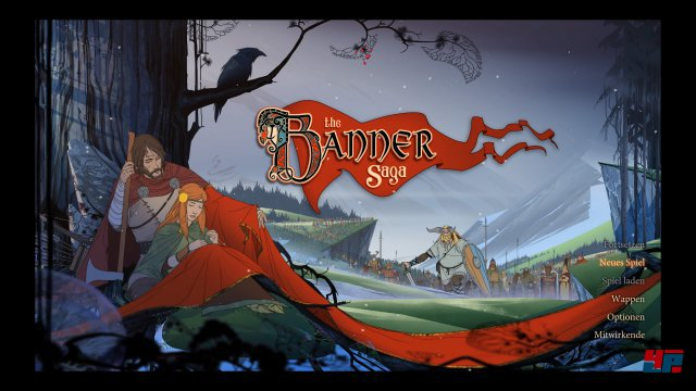Screenshot - The Banner Saga (PlayStation4)