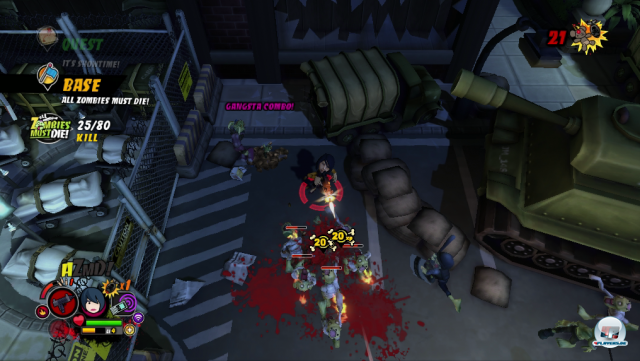 Screenshot - All Zombies Must Die! (PC) 2248217