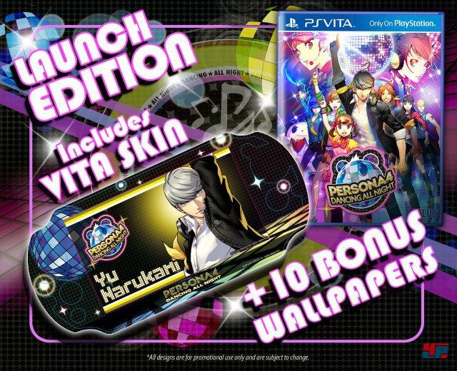 Screenshot - Persona 4: Dancing All Night (PS_Vita)