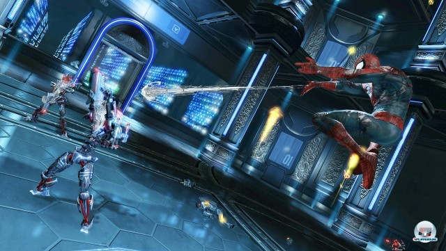 Screenshot - Spider-Man: Edge of Time (360) 2241213
