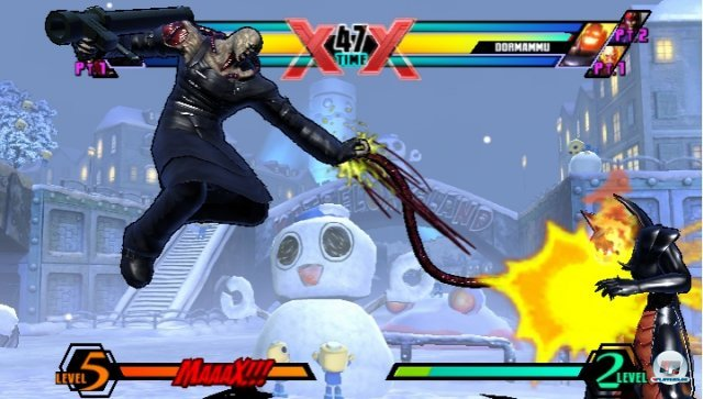 Screenshot - Ultimate Marvel vs. Capcom 3 (PS_Vita) 2263137