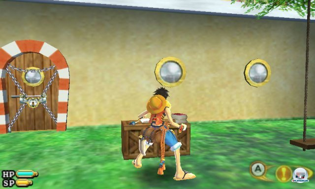 Screenshot - One Piece: Unlimited Cruise SP (3DS) 2259412