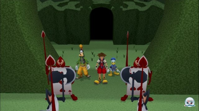 Screenshot - Kingdom Hearts HD 1.5 ReMIX (PlayStation3)