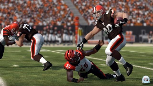Screenshot - Madden NFL 12 (PlayStation3) 2219724