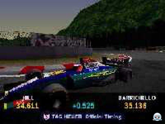 Screenshot - Formel Eins (Oldie) (PC)