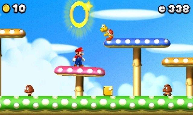 Screenshot - New Super Mario Bros. 2 (3DS) 2373592