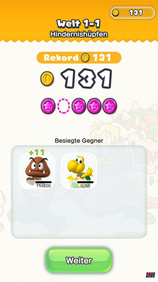 Screenshot - Super Mario Run (iPad) 92537677