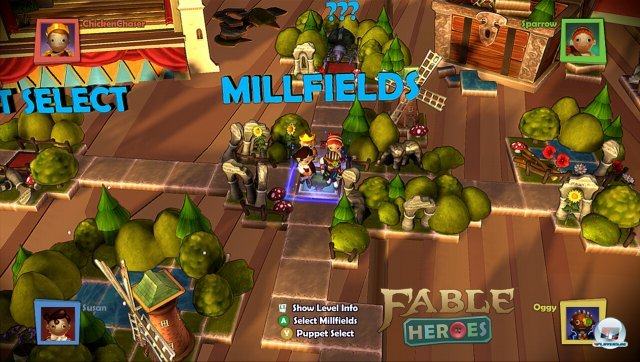 Screenshot - Fable Heroes (360) 2327507