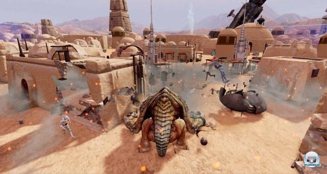 Screenshot - Kinect Star Wars (360) 2244707