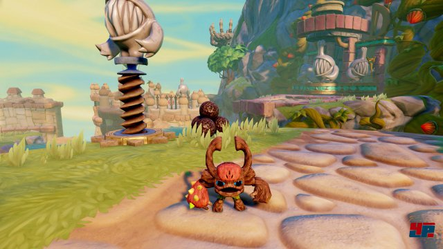Screenshot - Skylanders: Trap Team (360)