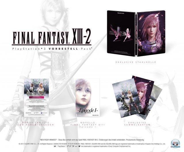 Screenshot - Final Fantasy XIII-2 (PlayStation3) 2278537