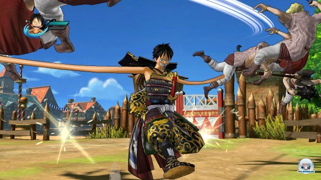 Screenshot - One Piece: Pirate Warriors (PlayStation3)