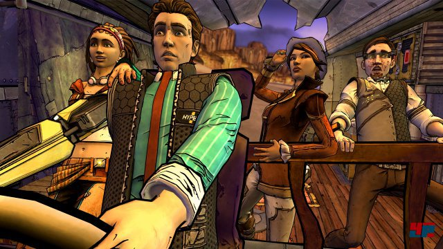 Screenshot - Tales from the Borderlands - Episode 2: Atlas Mugged (360) 92501261