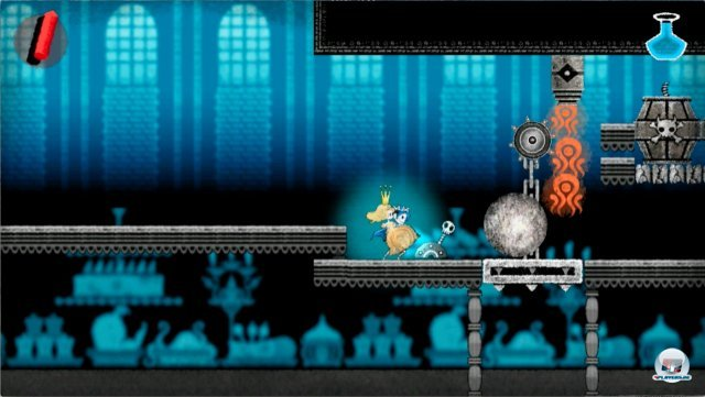 Screenshot - Dokuro (PS_Vita)