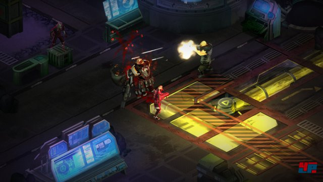 Screenshot - Shadowrun: Dragonfall (PC)