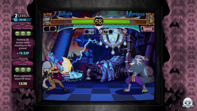 Screenshot - Darkstalkers: Resurrection (360) 92412482