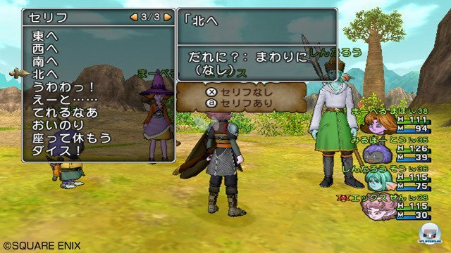Screenshot - Dragon Quest X Online (Wii) 2295707
