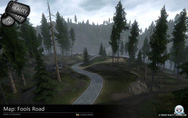 Screenshot - Project Reality 2 (PC)