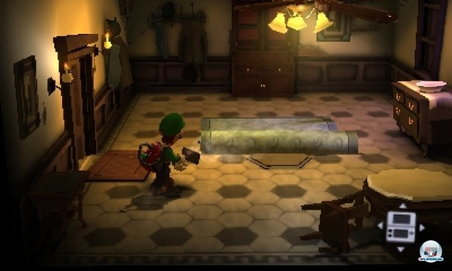 Screenshot - Luigi's Mansion 2 (3DS) 2266067