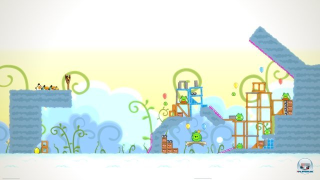 Screenshot - Angry Birds Trilogy (360) 92408082