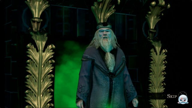 Screenshot - Harry Potter f�r Kinect (360)