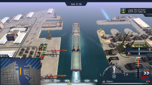 Screenshot - TransOcean: The Shipping Company (PC)