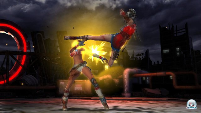 Screenshot - Girl Fight (360)