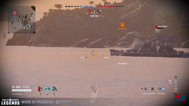 Screenshot - World of Warships (PS4) 92572414