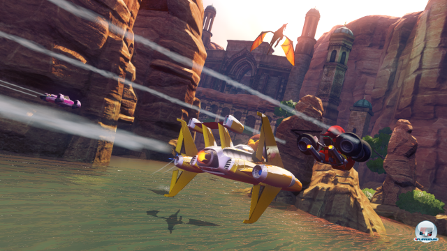 Screenshot - Sonic & All-Stars Racing Transformed (360) 2346267