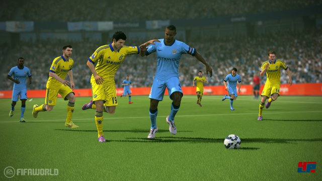 Screenshot - EA Sports FIFA World (PC)