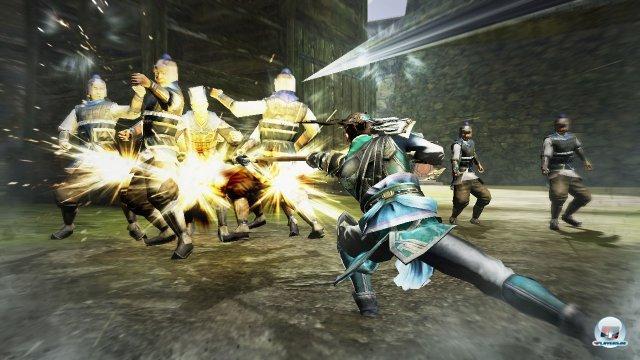 Screenshot - Dynasty Warriors 8 (PlayStation3) 92433687