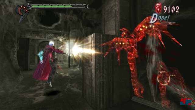 Screenshot - Devil May Cry HD Collection (PC) 92556788
