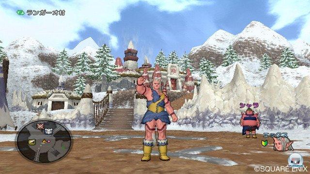 Screenshot - Dragon Quest X Online (Wii) 2357162